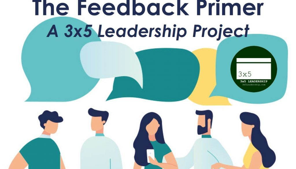 The Feedback Primer Series_3x5 Leadership_Primary Graphic